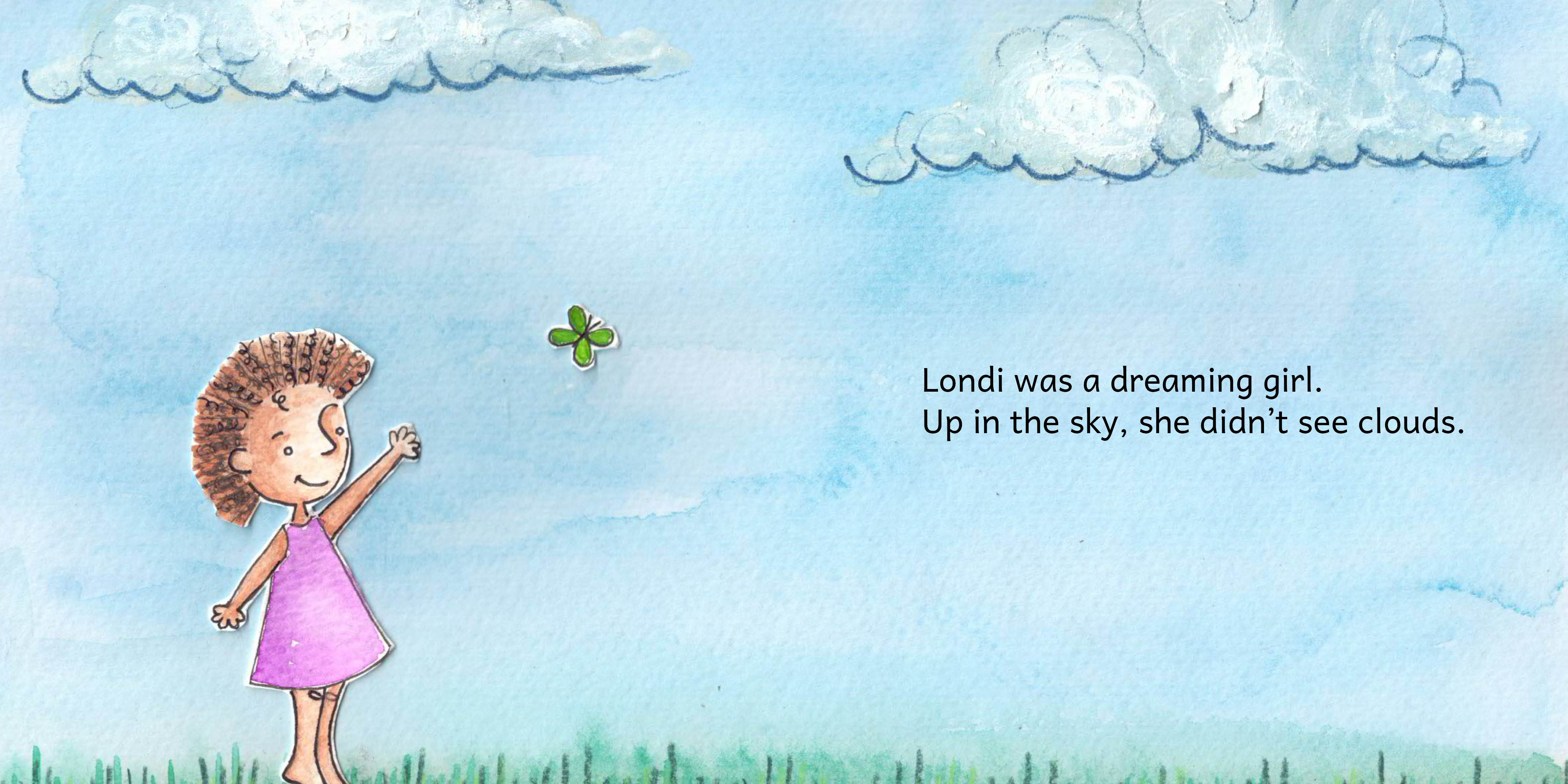 londi the dreaming girl by lauren holliday and nathalie koenig