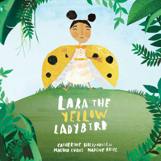 Lara the Yellow Ladybird